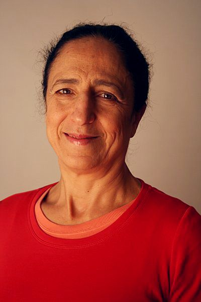 GABRIELLA GIUBILARO, Senior Iyengar Yoga teacher